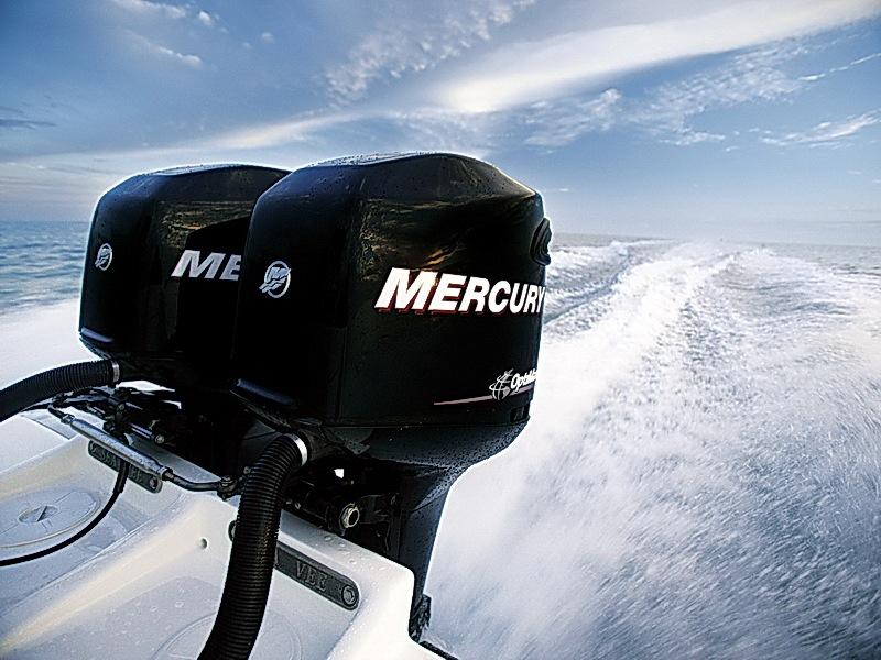 Mercury F 150 L Sea Pro