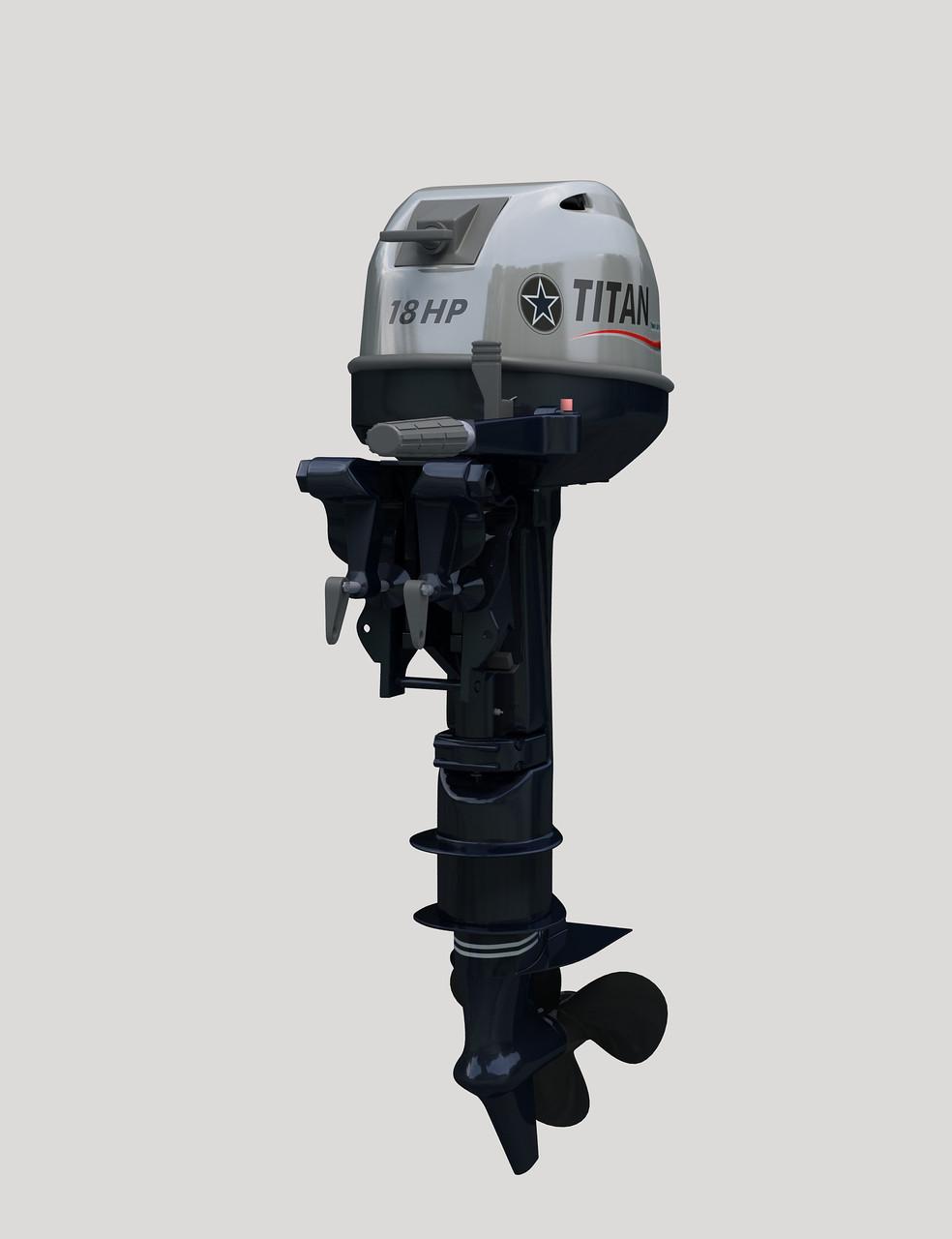 Titan TP 15 AMHS