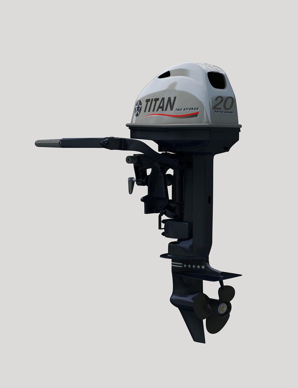Titan FTP 20 AMHS