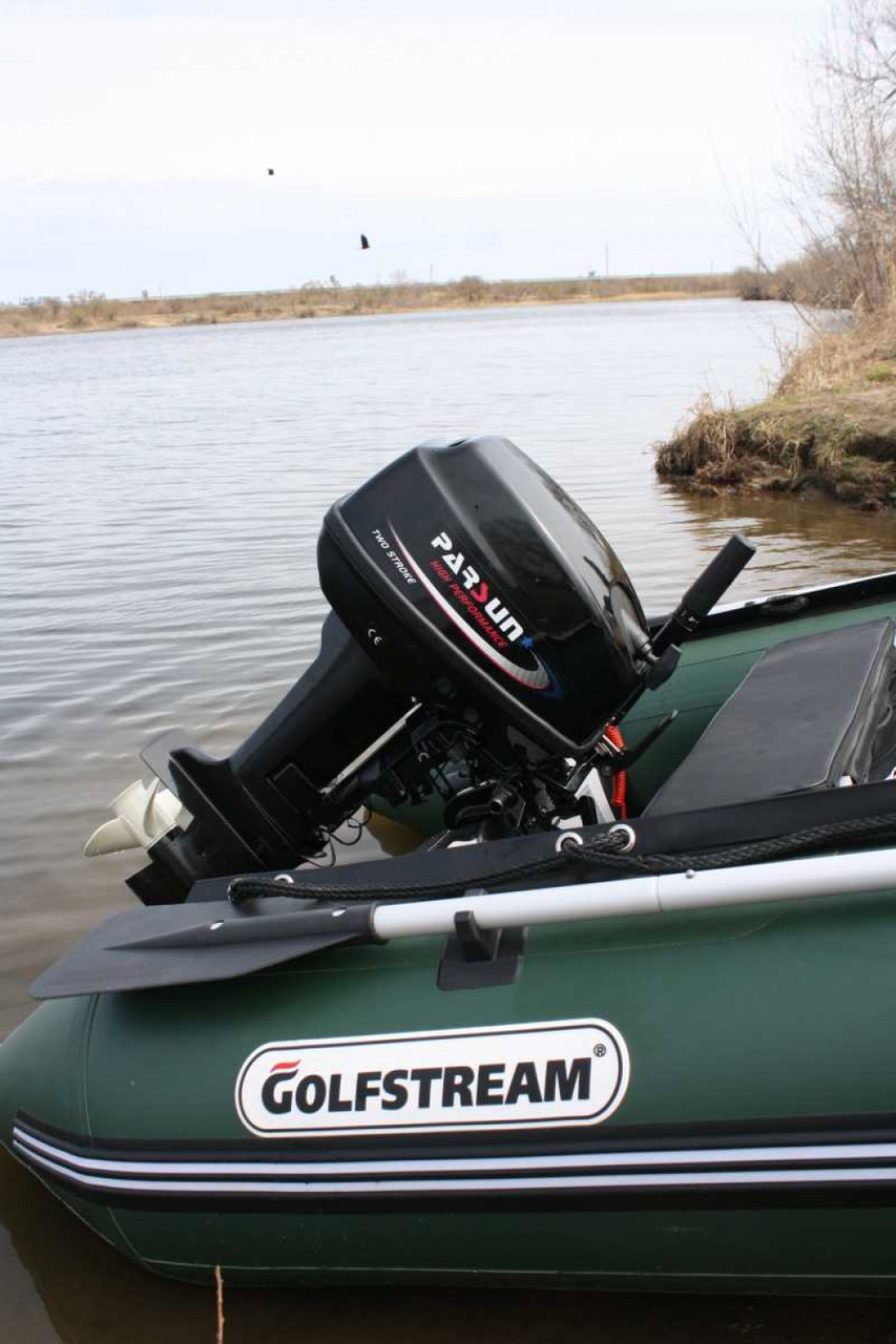 Golfstream F 9.9 BMS