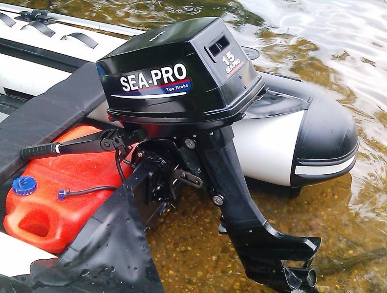 Sea-Pro T 9.9 S