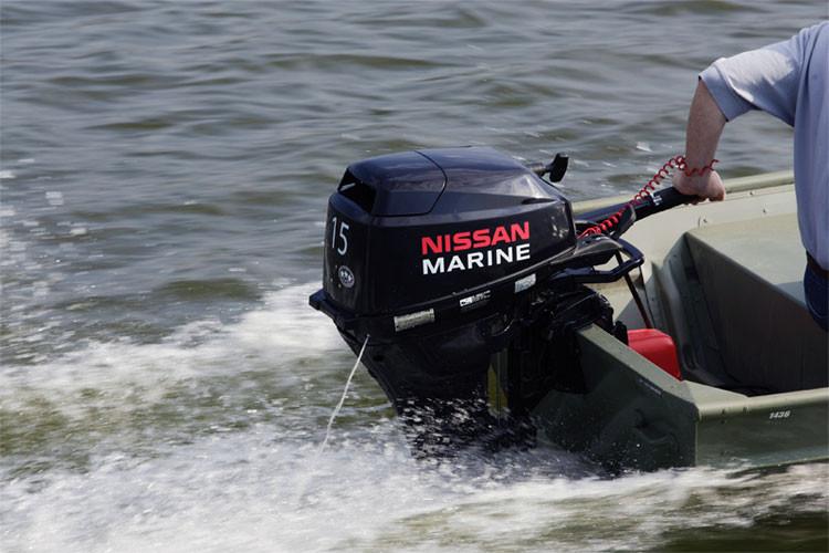 Nissan Marine NM 30 HS