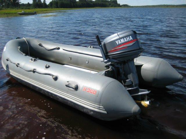 Yamaha 8 FМHS