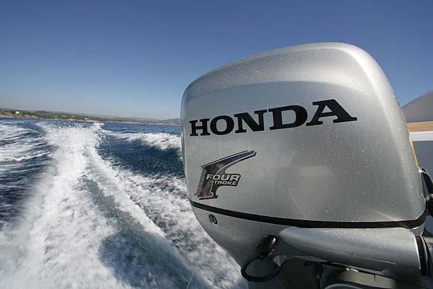 Honda BF115 LU
