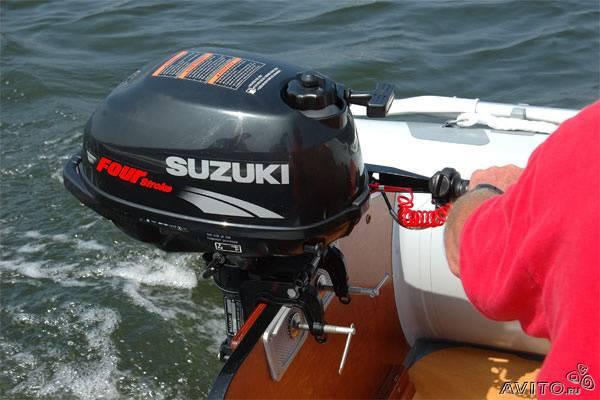 Suzuki DF 15 AS