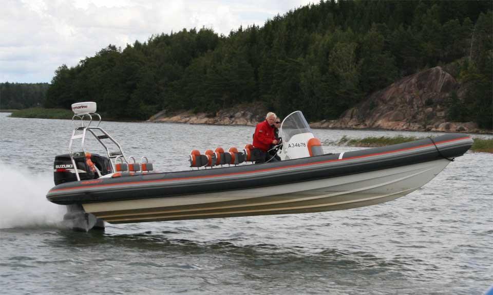 Suzuki DF 200 ATL