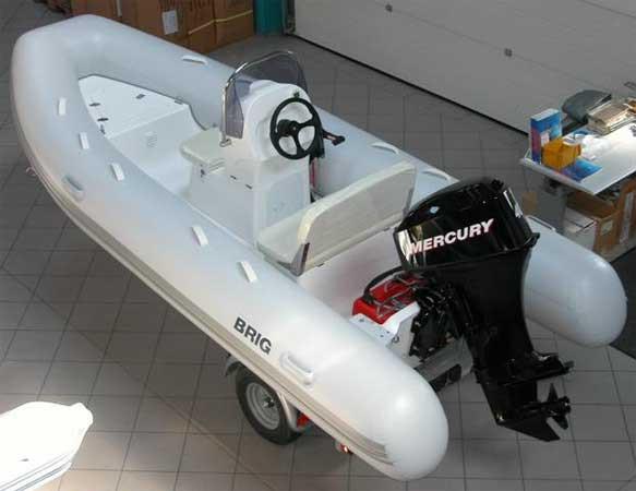 Mercury ME 9.9 TMC