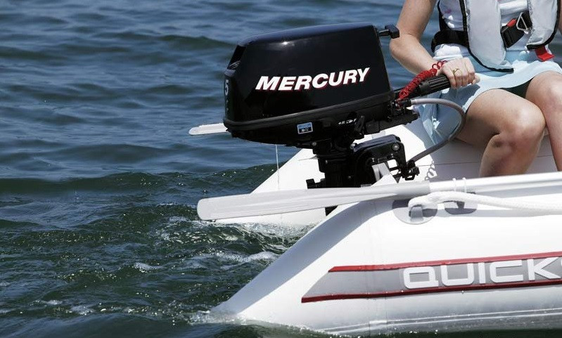 Mercury ME F 9.9 M