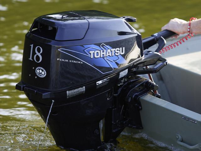 Tohatsu M 25 HS