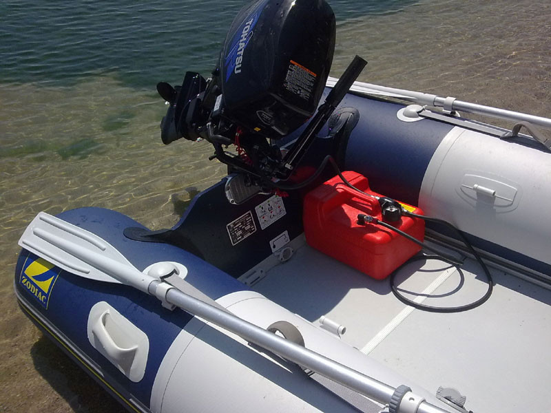 Tohatsu MFS 6 C Sail Pro